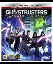 4K Ghostbusters 2016