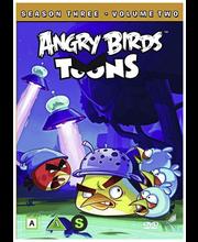 Dvd Angry Birds Kausi 3