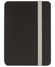 """Targus ClickIn 360 astetta pyörivä taulutietokoneen kotelo 9.7"""" iPad Pro + Air 2 & 1, musta"""