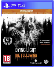 PS4 Dying Light Enchanted edition