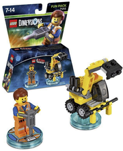 Lego Dimensions Fun Pack: Emmet