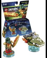 Lego Dimensions Fun Pack: Cragger