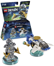 Lego Dimensions Fun Pack: Zane