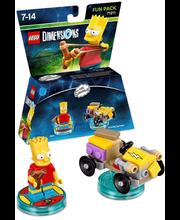 Lego fun pack bart