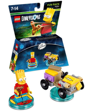 Lego Dimensions Fun Pack: Bart