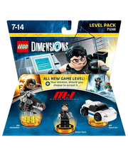 Lego Dimensions Level Pack:Mission Impos