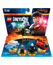 Lego Dimensions Team Pack:Harry Potter