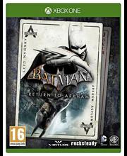 XBOne Batman: Return to Arkham