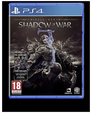 Ps4 middle earth:s.o.w.