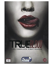 Dvd True Blood 1 Kausi