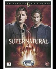 Dvd Supernatural-5K