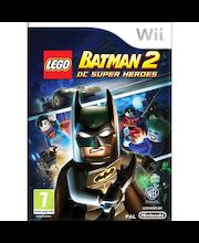 Nintendo Wii Lego Batman 2: DC Super Heroes