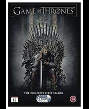 Dvd game of thrones 1 ka