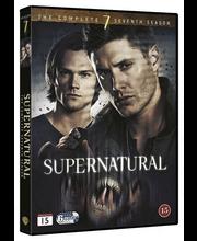 Dvd Supernatural 7 Kausi