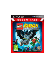 Ps3 Lego Batman Essentials