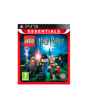 Lego PS3 Harry Potter Years 1-4 Essentials peli