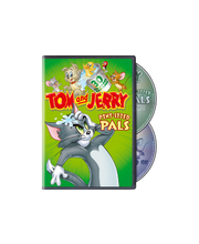Tom & Jerry Pint-Sized Pals