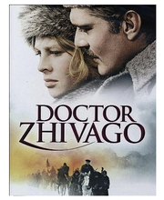 Dvd Tohtori Zhivago