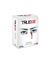 True Blood 1. - 5. tuotantokausi 25 DVD