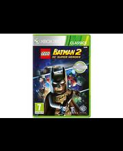 X360 Lego Batman 2: DC Superheroes Classics
