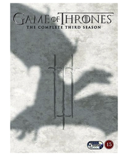 Dvd Game Of Thrones 3 Ka