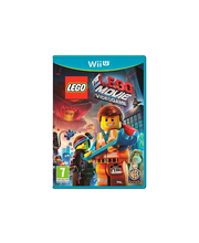 WiiU Lego Movie The Videogame
