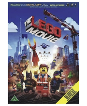 Dvd Lego The Movie