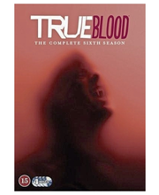 Dvd True Blood 6 Kausi