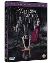 Dvd Vampyyripäiväkirjat