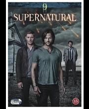 Dvd Supernatural 9 Kausi