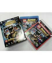PS3 Lego Batman double...