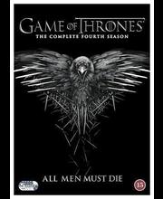 Dvd Game Of Thrones 4 Ka