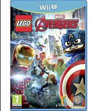 Nintendo Wii U LEGO Marvel Avengers