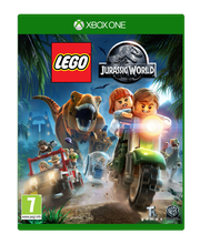 XBOne Lego Jurassic World