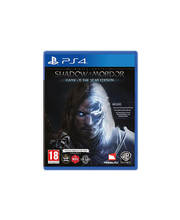 PS4 Middle-Earth: Shadow of Mordor - Game of the year Edition