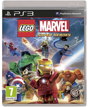 Ps3 lego marvel super her