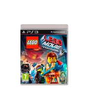 PS3 Lego Movie The Videogame