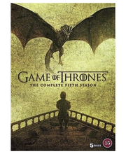 Dvd Game Of Thrones 5 Ka