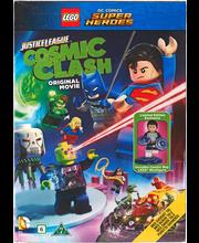 Dvd Lego+Figuri Justice