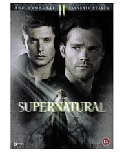 Dvd supernatural 11 kaus