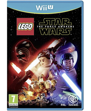 WiiU Lego Star Wars The Force Awakens