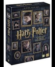Dvd Harry Potter Box 1-7