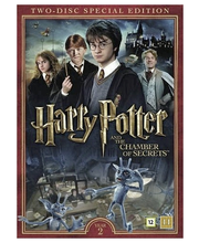 Dvd Harry Potter 2+Dokum