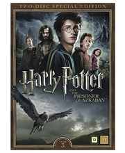 Dvd Harry Potter 3+Dokum