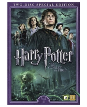Dvd Harry Potter 4+Dokum
