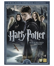 Dvd Harry Potter 6+Dokum