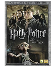 Dvd Harry Potter 7/1+Dok