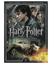 Dvd Harry Potter 7/2+Dok