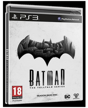 PS3 Batman - The Telltale Series