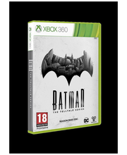 X360 Batman - The Telltale Series